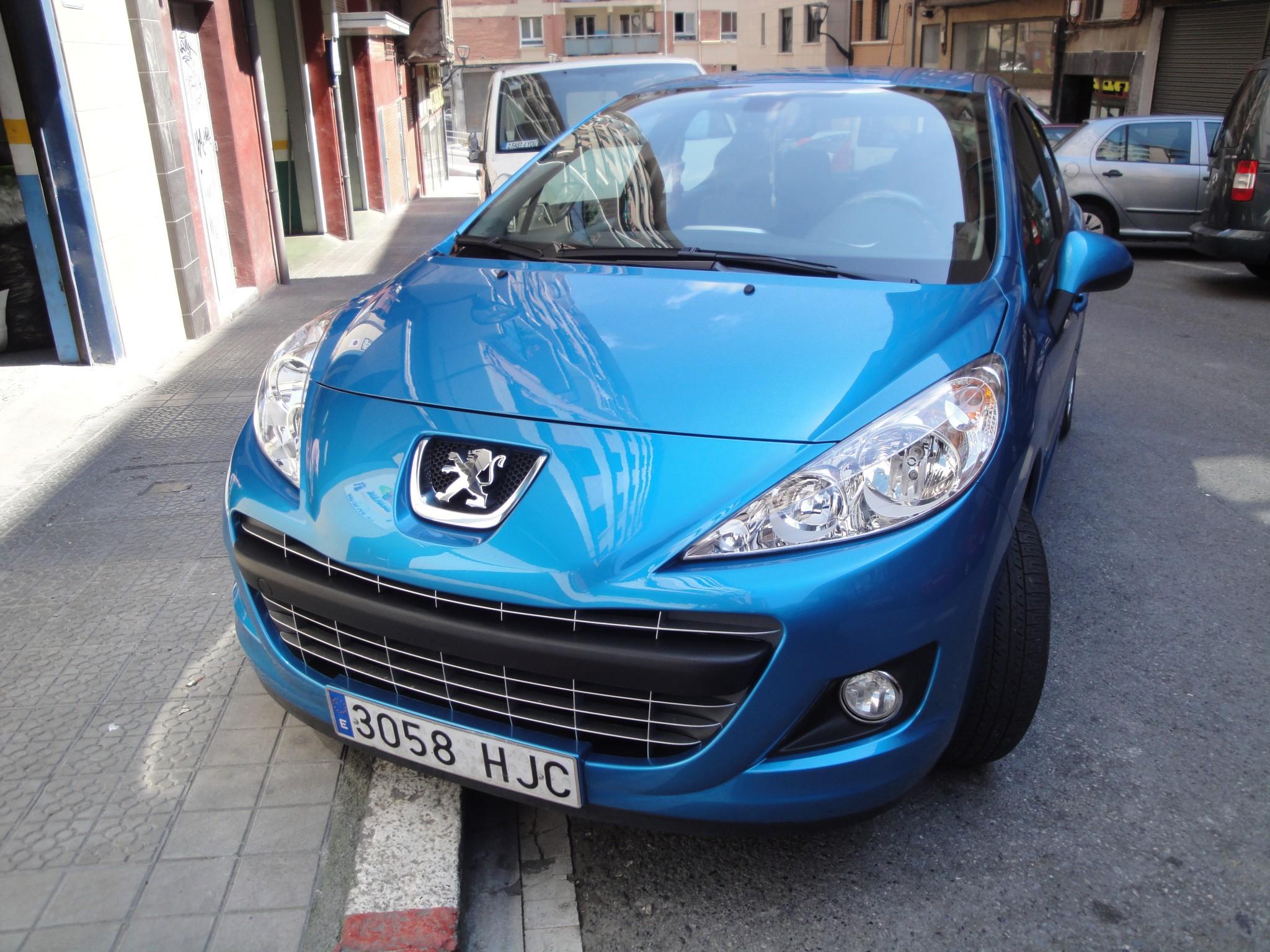 Taller de pintura para coches en Bilbao