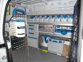 accesorios para furgonetas bilbao
